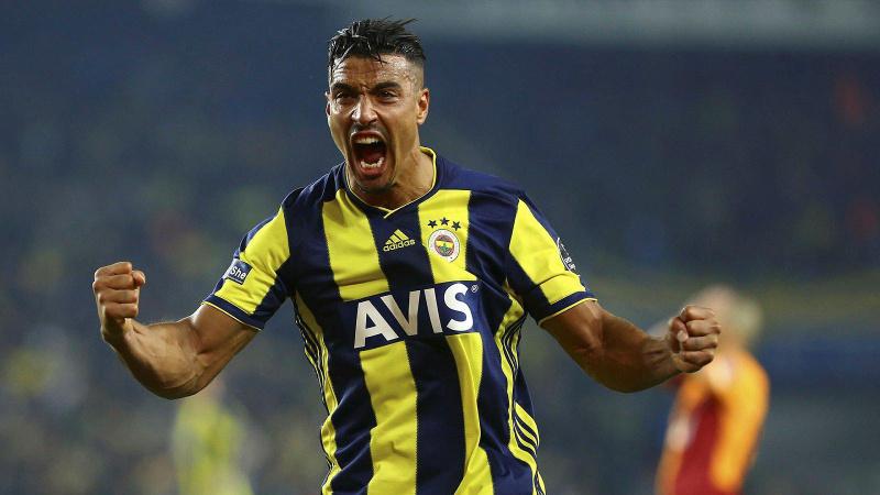 Fenerbahçe'de Nabil Dirar'la yollar ayrıldı