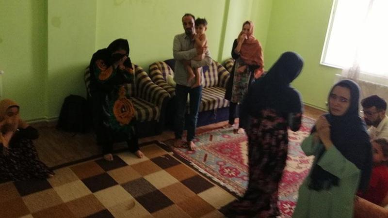 Van'da 36 düzensiz göçmen yakalandı