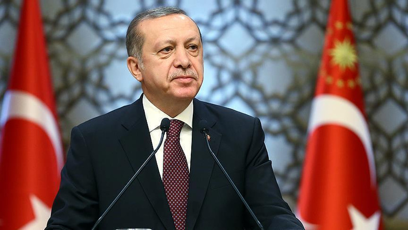 Cumhurbaşkanı Erdoğan muhalefet parti liderlerine sert çıktı