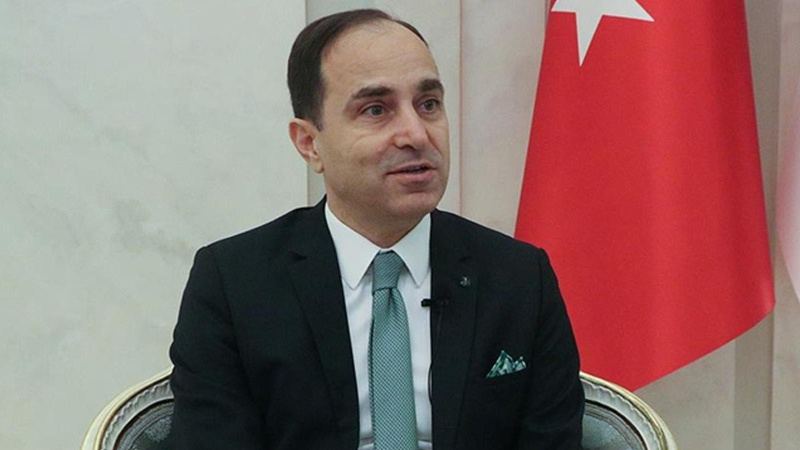 Dışişleri Bakanlığı Sözcüsü Bilgiç'ten Kırım açıklaması