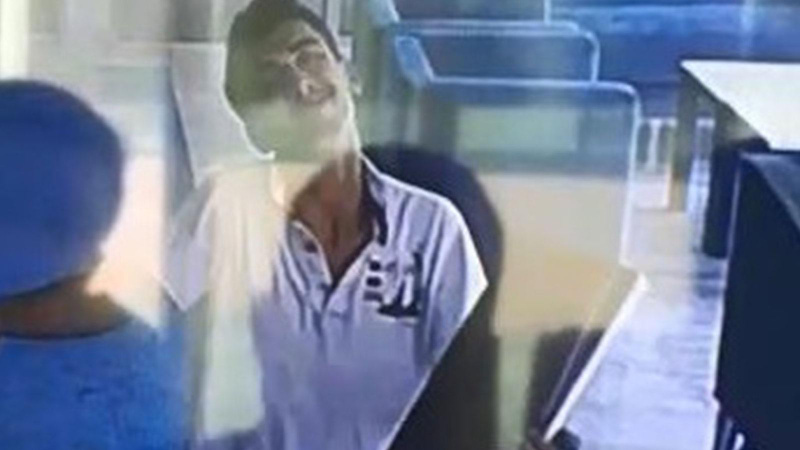 Kameraya böyle gülümsemişti: Tutuklandı