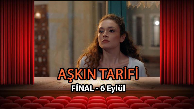 Aşkın Tarifi 13. Bölüm Full İzle - Final