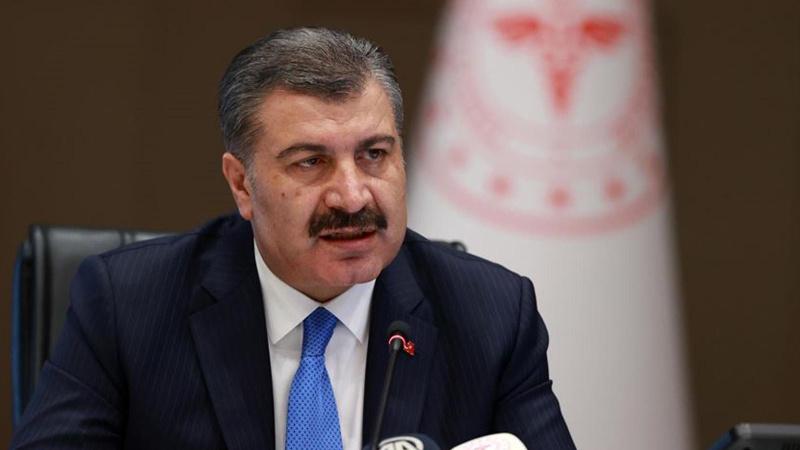 Sağlık Bakanı Koca'dan dikkat çeken 'risk' uyarısı