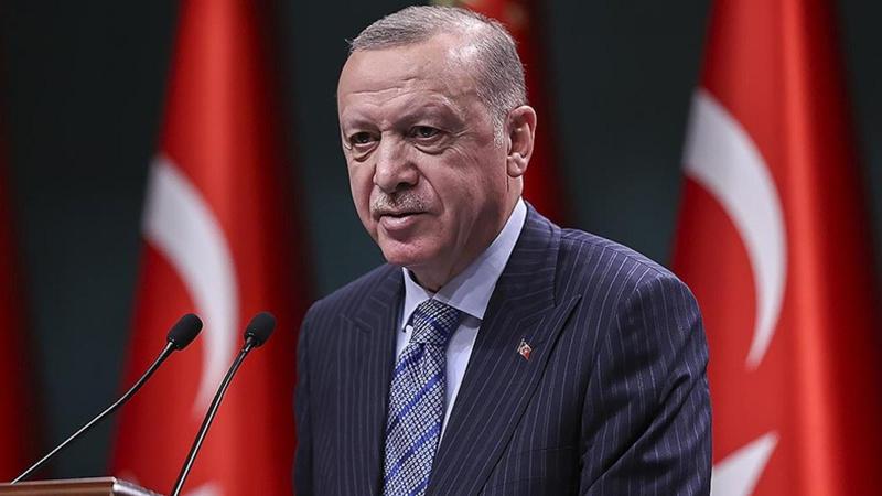 Cumhurbaşkanı Erdoğan GE Dünya Başkanı Pecresse ile görüştü