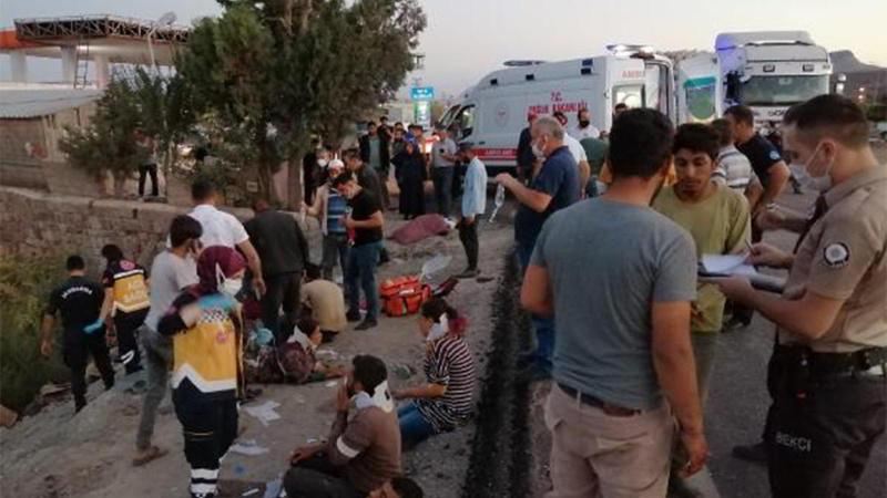 Kayseri'de can pazarı: Yaralılar var