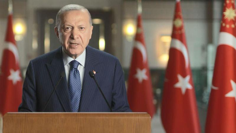 Cumhurbaşkanı Erdoğan'dan Yunanistan'a çağrı