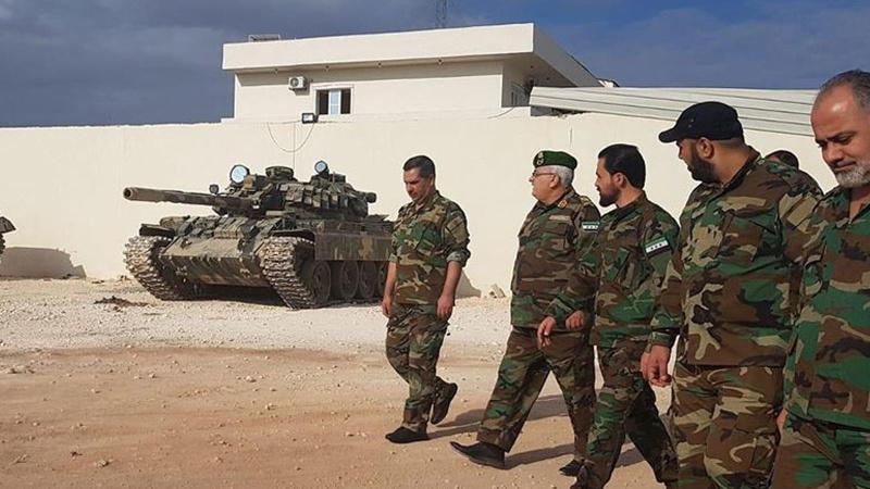 SMO çatısında faaliyet gösteren 5 askeri grup birleşti