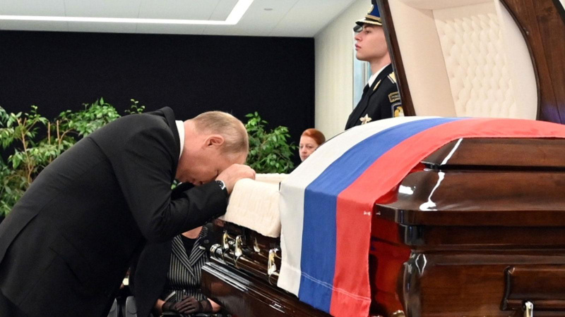 Trajik şekilde hayatını kaybetmişti! Putin'den acı veda
