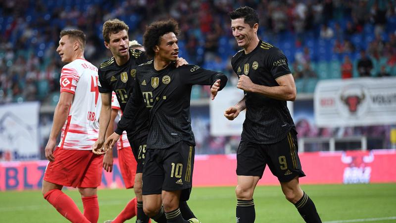 Bayern Münih, Leipzig'i deplasmanda dağıttı