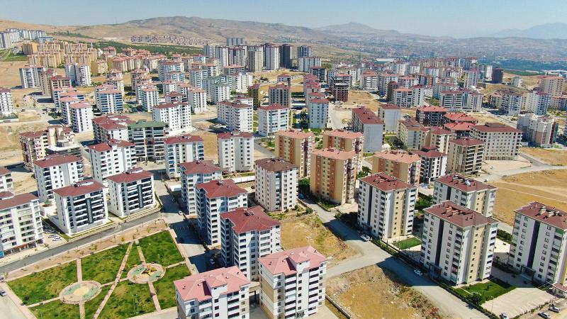 Elazığ'da bazı yerlerde kiralık ev fiyatı 4 bin lirayı aştı