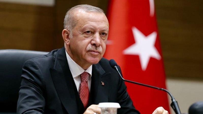 Cumhurbaşkanı Erdoğan'dan Bakü mesajı