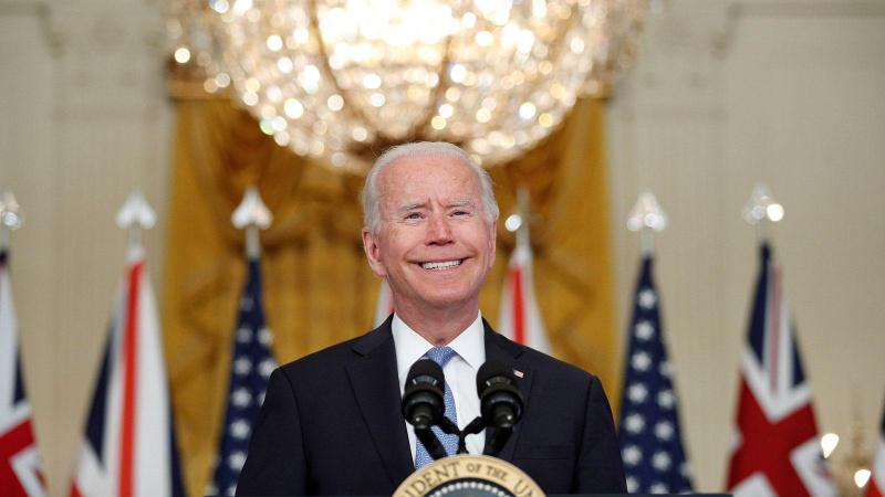 Biden'dan Başbakana 'aşağıdaki adam' gafı
