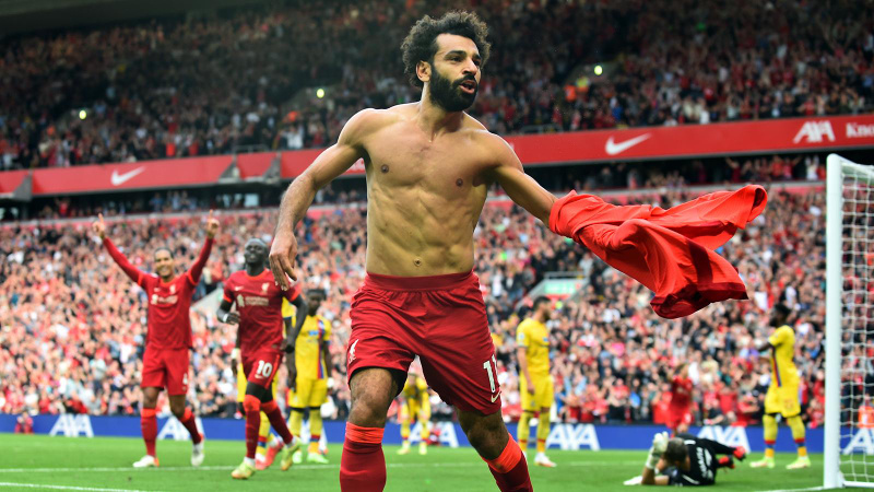 Liverpool, Crystal Palace'ı 3-0'la geçti