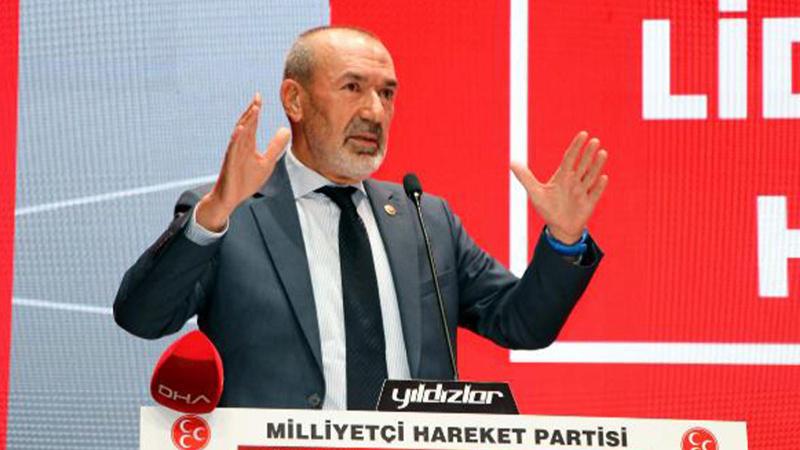 MHP'li Yıldırım: Hedefimiz Erdoğan'ın yeniden seçilmesi