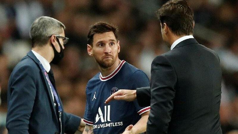 PSG'de Messi krizi!