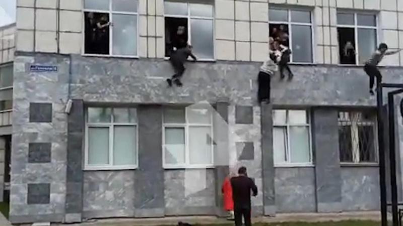 Rusya'da üniversitede dehşet! Ölü ve yaralılar var