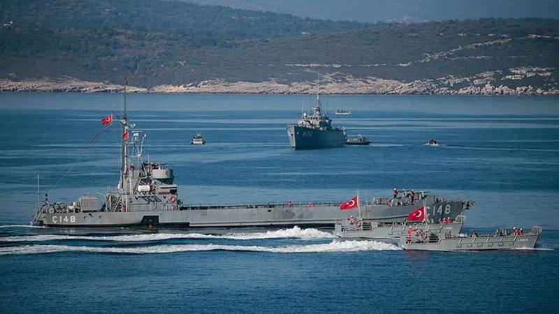 Türkiye'den Yunanistan'a karşı NAVTEX