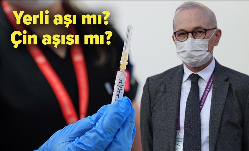 Prof. Dr. Akova'dan Turkovac açıklaması!