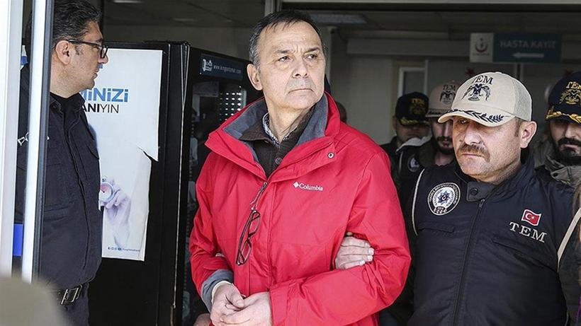 Eski korgeneral Metin İyidil'e 12 yıl 6 ay hapis cezası