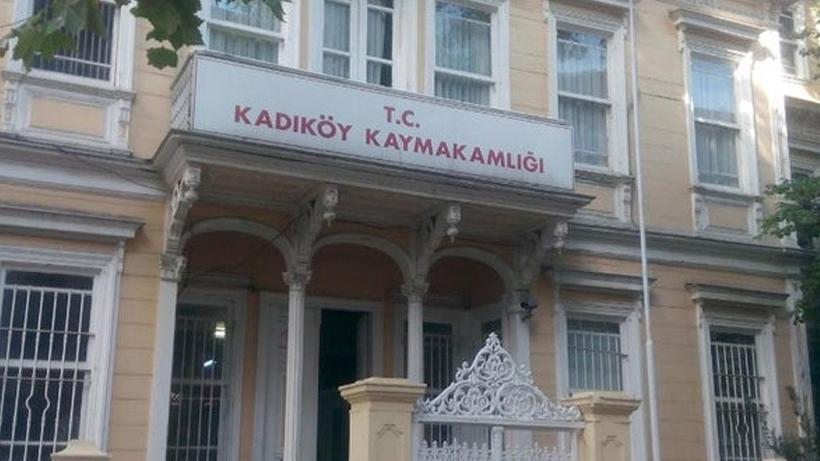 Kadıköy'de gösteri ve yürüyüşler 7 gün süreyle yasaklandı