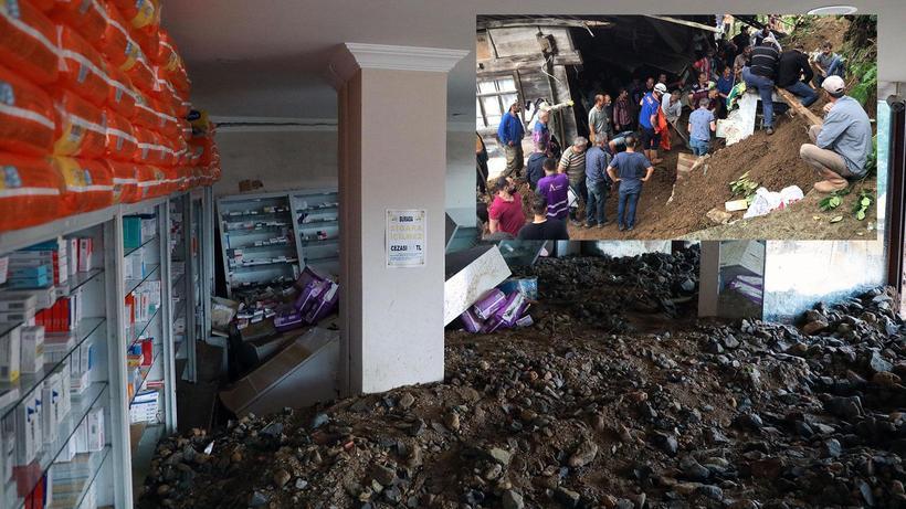 Rize'deki felaketin ardından korkutan açıklama: Yerleşimlerimiz kaldıramayacak
