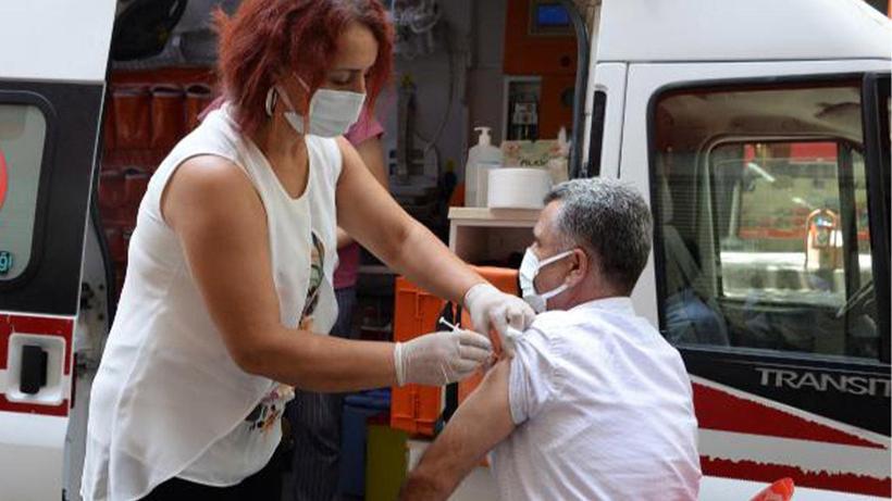 Diyarbakır'da aşı seferberliği başlatıldı