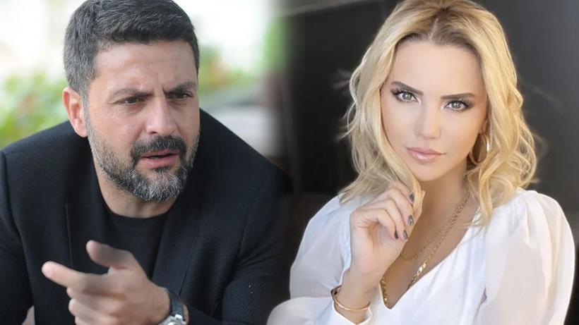 Ece Erken ve Şafak Mahmutyazıcıoğlu'nun olaylı gecesi! Ünlü çiftin yaralandığı iddia edildi