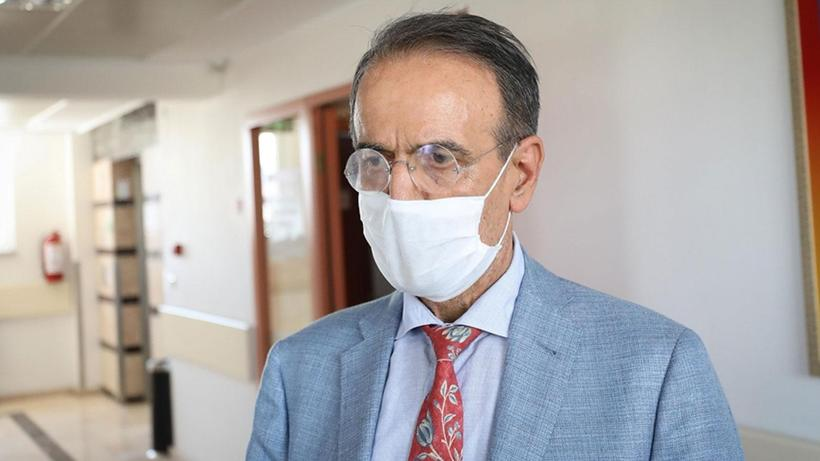 Prof. Dr. Mehmet Ceyhan'dan oğlu hakkındaki iddialara fotoğraflı yanıt