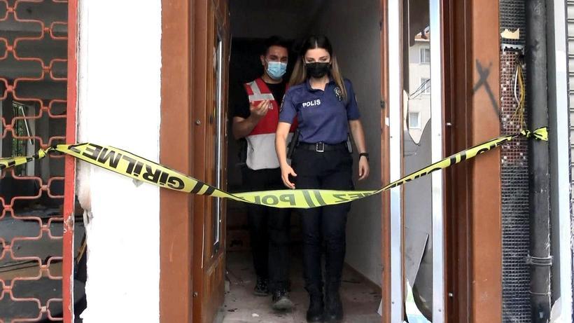 İstanbul Avcılar'da boşaltılan binada ceset bulundu
