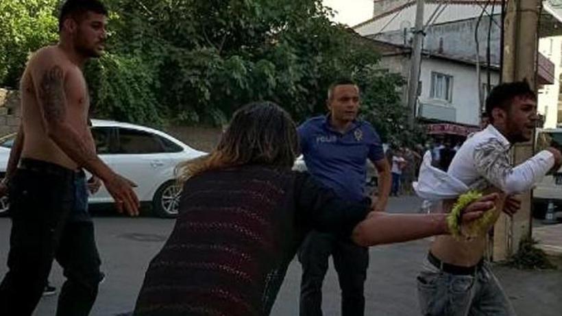 Husumetliler arasında silahlı çatışma: 1 ölü 1 yaralı