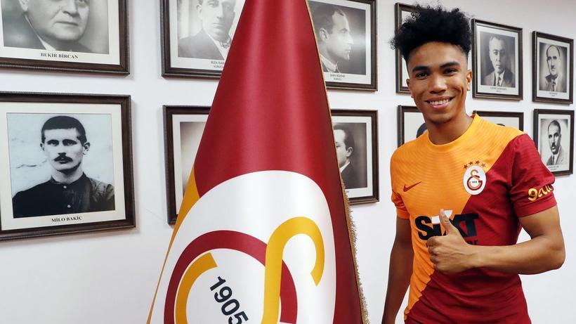 Gustavo Assunçao Galatasaray'da