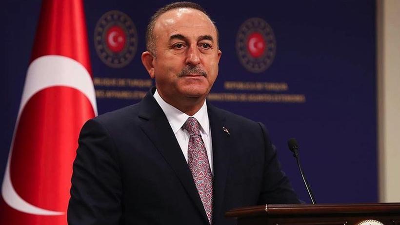 Bakan Çavuşoğlu: Önceliğimiz insani yardım