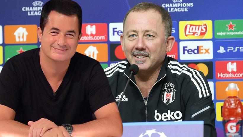 Acun, Beşiktaş - Dortmund maçını şifresiz yayınlayacak mı? Cevabı verdi