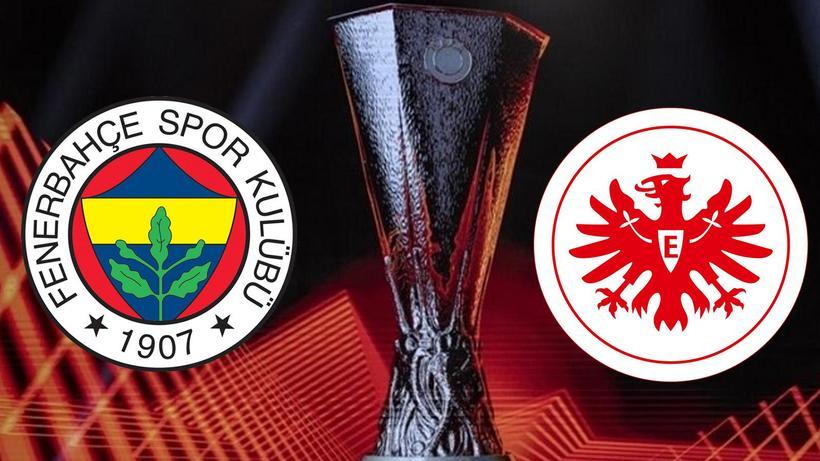 Fenerbahçe-Eintracht Frankfurt maçı ne zaman saat kaçta hangi kanalda?