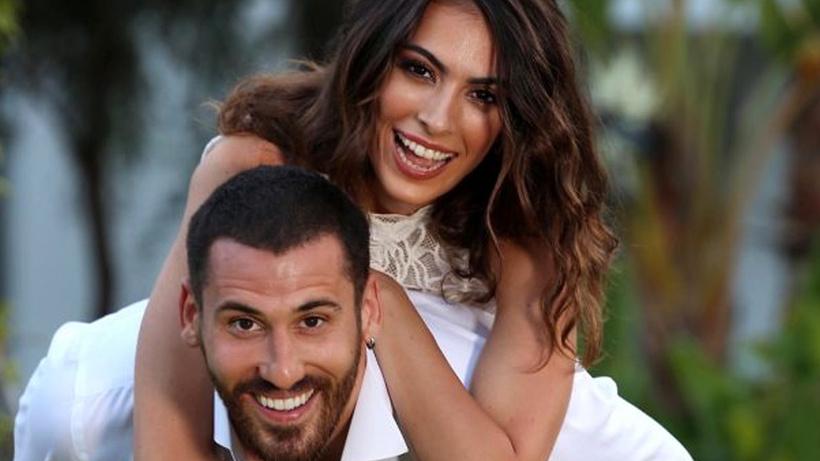 Ezgi Avcı ile Nemanja Drusiric 5 dakikada boşandı