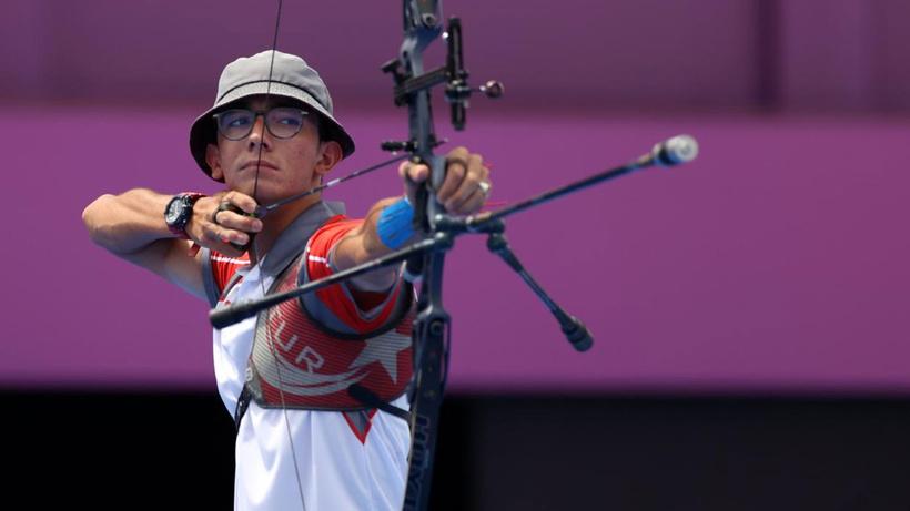 Mete Gazoz dünya dördüncüsü oldu