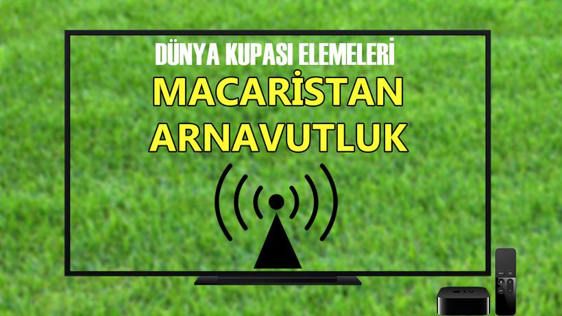 Macaristan Arnavutluk maçı CANLI İZLE.. S Sport Macaristan Arnavutluk maçı şifresiz izle