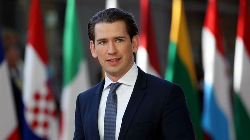 Avusturya Başbakanı Sebastian Kurz görevinden istifa etti