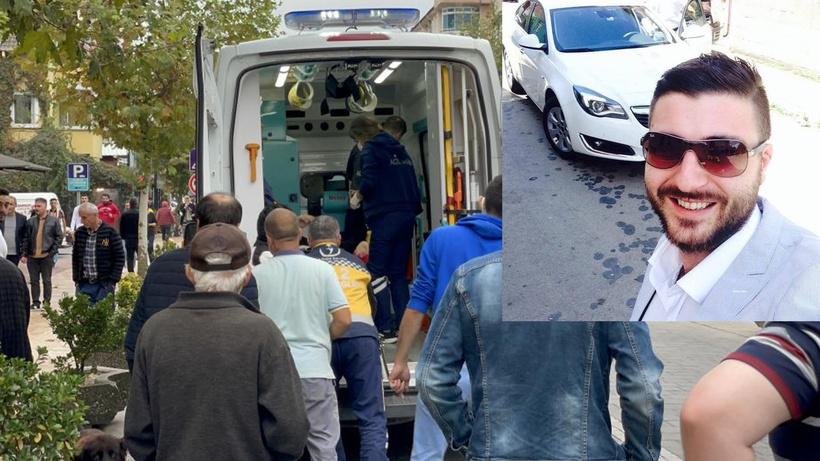 Zonguldak'ta lokal işletmecisine sokak ortasında silahlı saldırı