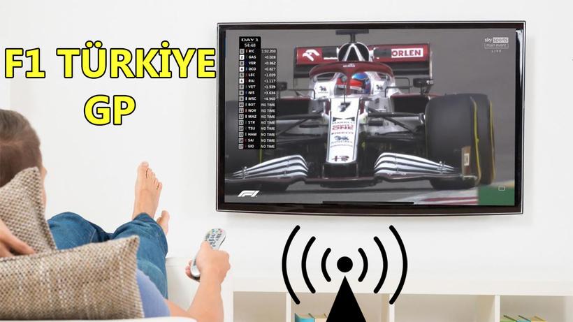 CANLI İZLE F1 Türkiye GP S Sport 2 şifresiz canlı izle - Formula 1 Türkiye GP