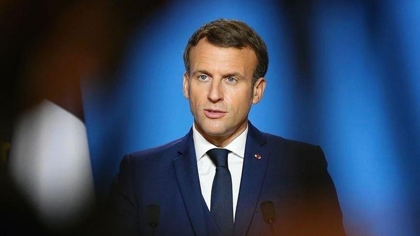 Macron'un sağlık kartını kullanan gence para cezası