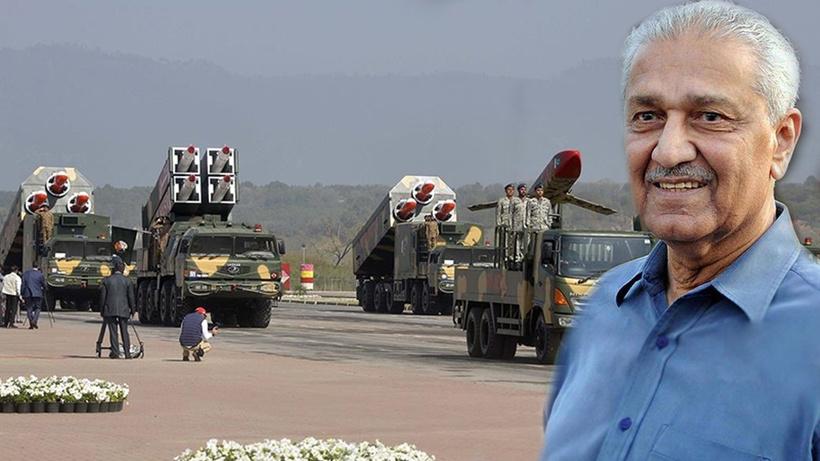 Pakistan'ın nükleer silah programını başlatan Abdul Kadir Han, 85 yaşında öldü!