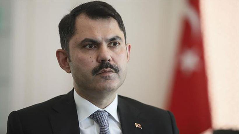Çevre ve Şehircilik Bakanlığı'nın isim değiştirilmesine Bakan Kurum'dan ilk yorum