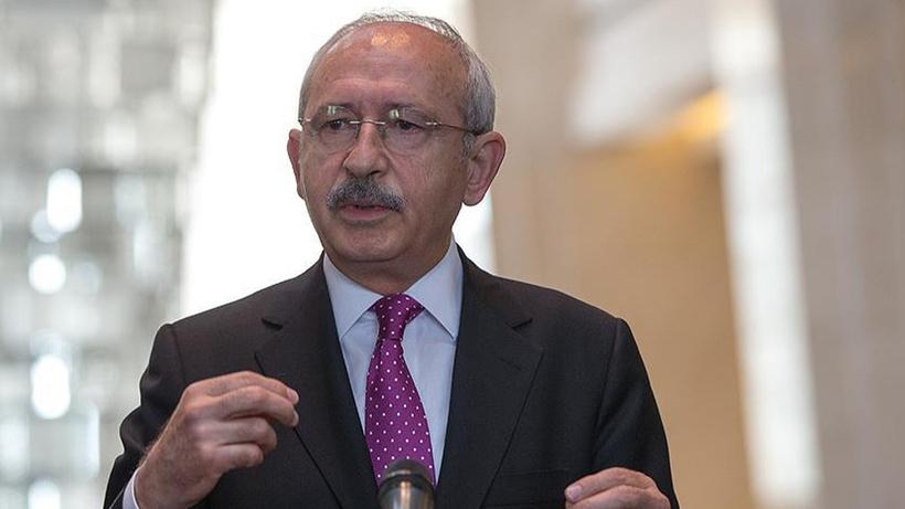 CHP Genel Başkanı Kılıçdaroğlu'ndan 'cumhurbaşkanlığı adaylığı' açıklaması