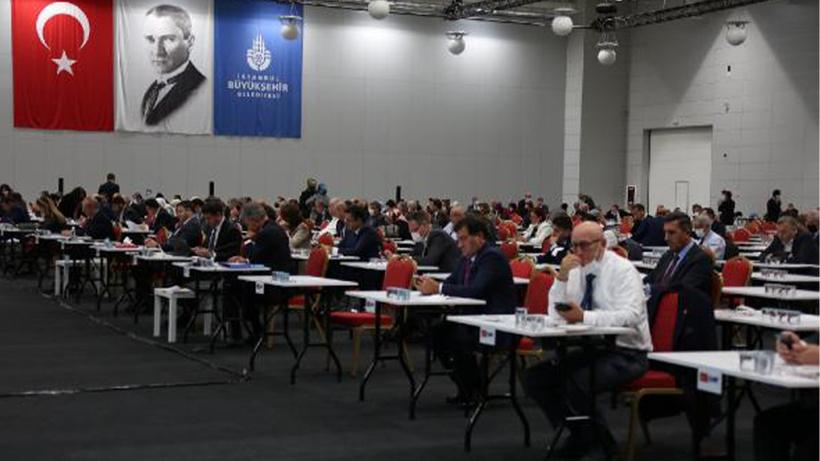 İBB Meclisi'nde 'Halk Ekmek' tartışması