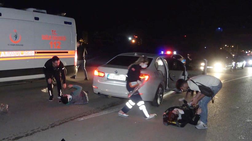 Korkunç kaza: 8 yaralı