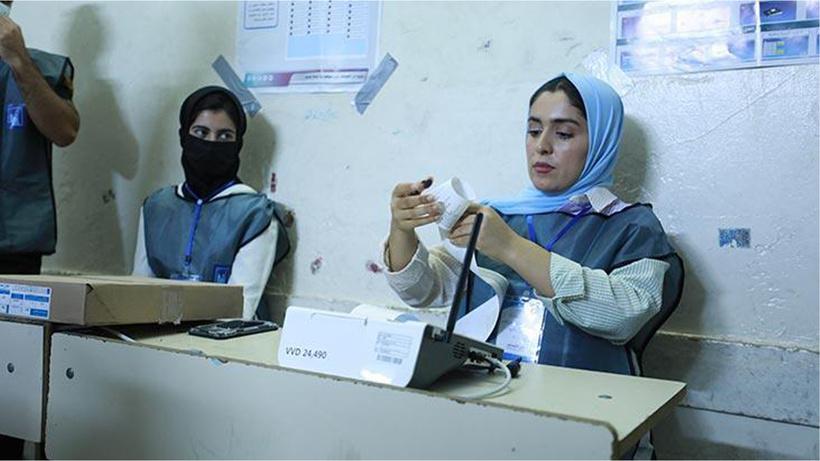 Irak'ta seçim sonucu belli oldu!