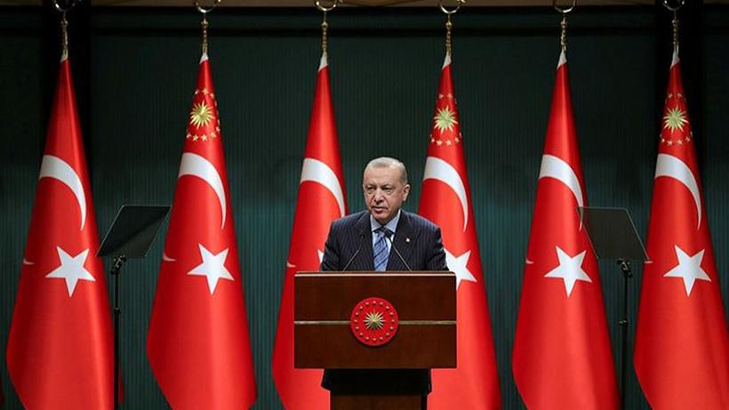 Cumhurbaşkanı Erdoğan: Suriye'de gereken adımları atacağız