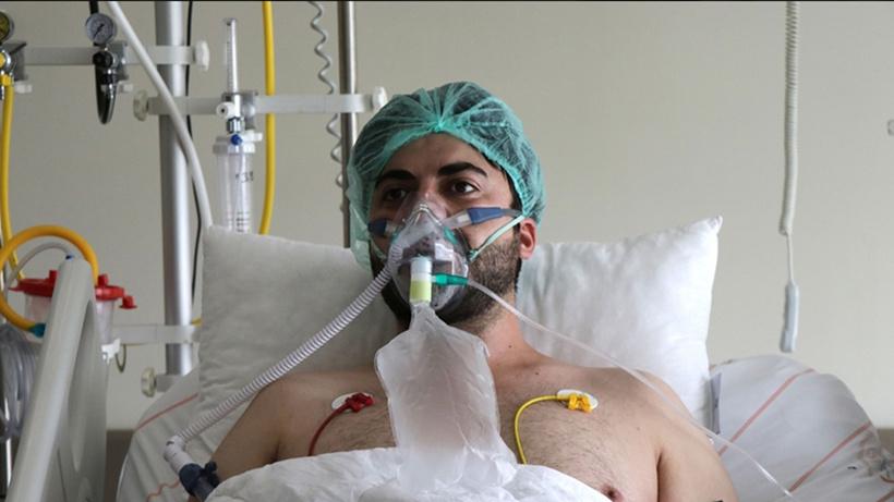 Kayseri'de yoğun bakımda aşı çağrısı yapan genç imamdan acı haber