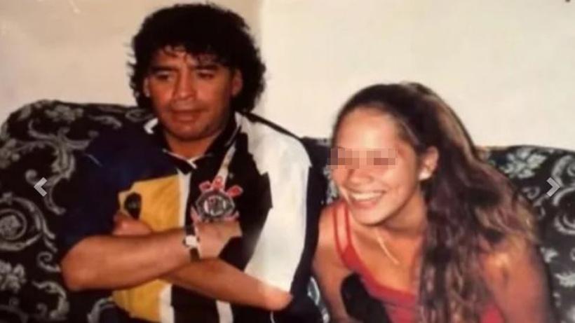 Mavys Alvarez'den Maradona hakkında şoke eden iddialar: Beni seks kölesi olarak kullandı, uyuşturucuya alıştırdı, hapsetti
